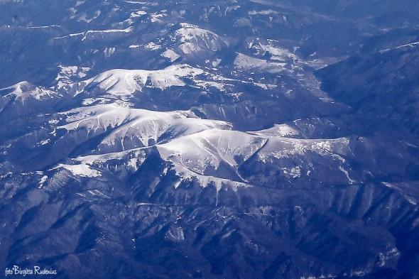 Blue Mountain Tops