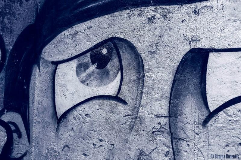 Blue Eye for Poetry