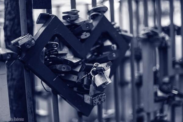 Blue Heart Lockers