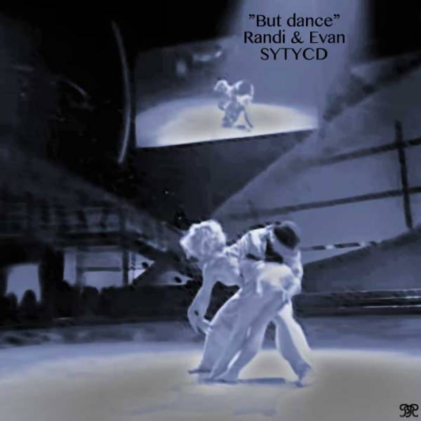 SYTYCD - But Dance - Randi & Evan
