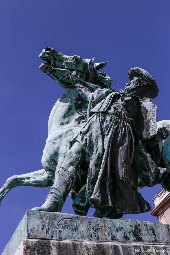 The Horseman, Budapest