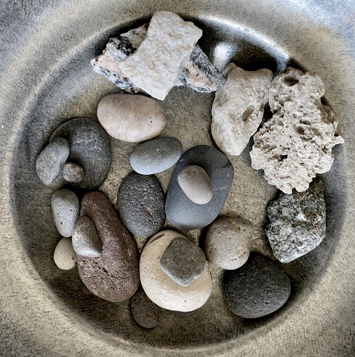 I love stones