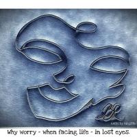 In lost eyes